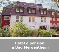 Hotel e pensioni a Bad Mergentheim