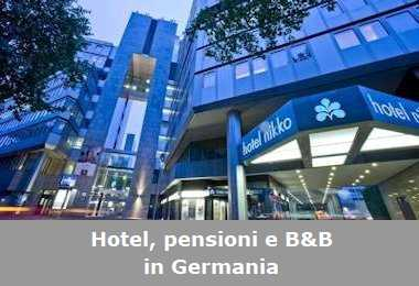 Hotel, pensioni e B&B in Germania