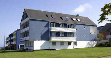 Hotel e Bed and Breakfast a Helgoland