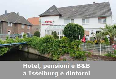 Hotel, pensioni e Bed and Breakfast a Isselburg e dintorni