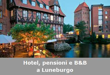 Hotel, pensioni e Bed and Breakfast a Luneburgo