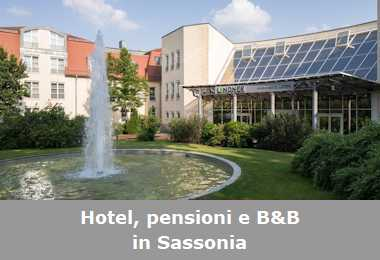 Hotel, pensioni e Bed and Breakfast in Sassonia