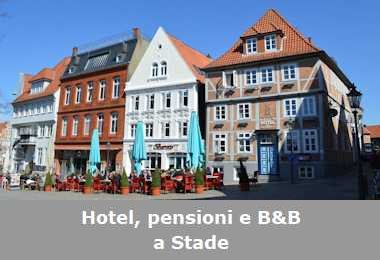 Hotel, pensioni e Bed and Breakfast a Stade