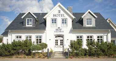 Hotel, pensioni e Bed and Breakfast a Sylt