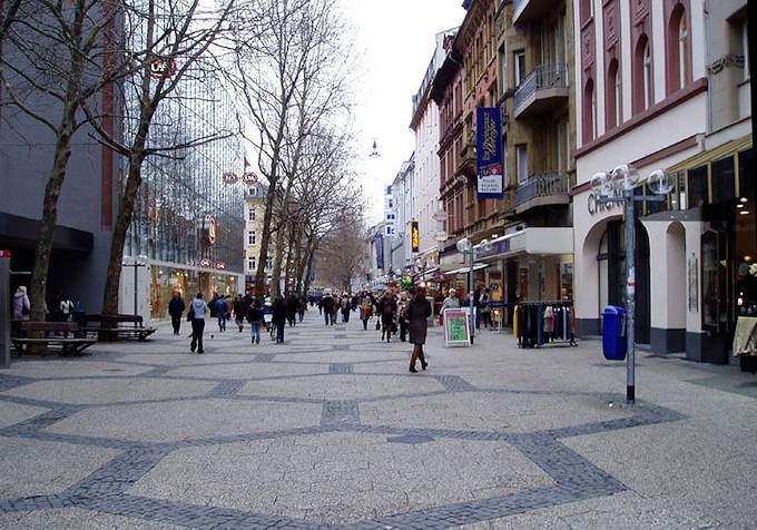 Wiesbaden Möbelhaus a wiesbaden con il programma erasmus